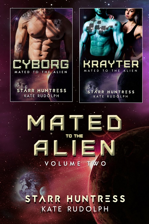 Mated to the Alien Volume Two